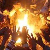 इंदौर में लगातार तीसरे दिन ठंड का असर बरकरार