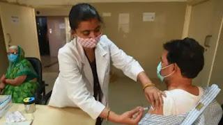 18-45 आयु वर्ग के लोगों के वैक्सीनेशन का खर्च अगर राज्य सरकार उठाए तो किस स्टेट को कितना खर्च पड़ेगा? | #NayaSaberaNetwork