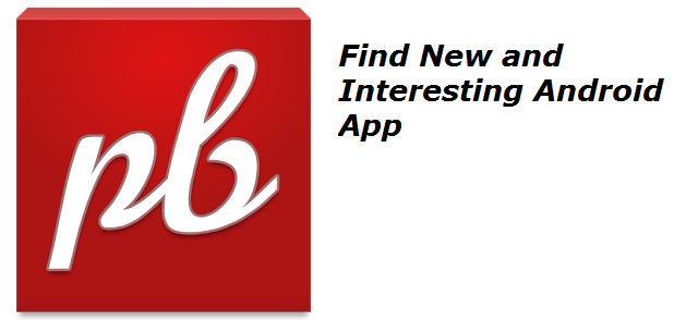 find new and interesting android app