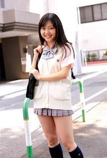 natsumi minagawa pretty japanese idol 01