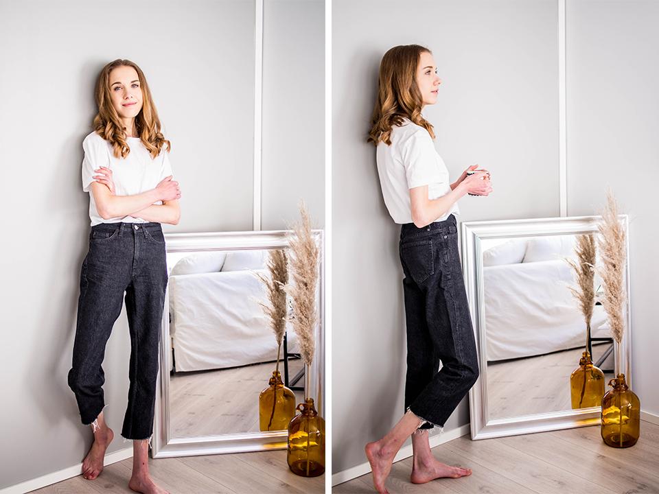 Topshop denim jeans, spring 2020 - Topshop farkut, kevät 2020