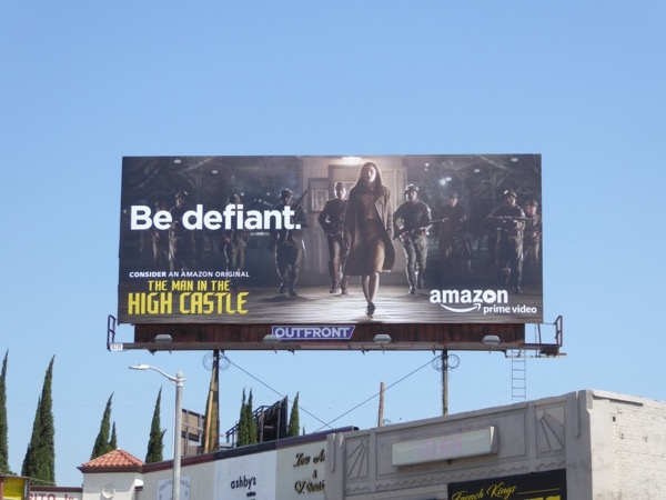 Man in the High Castle 2017 Emmy billboard