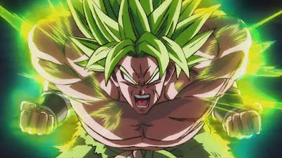 Dragon Ball Super Broly Movie Image 9