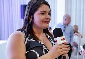 Patrícia Souza será repórter policial na ART TV em Guarabira