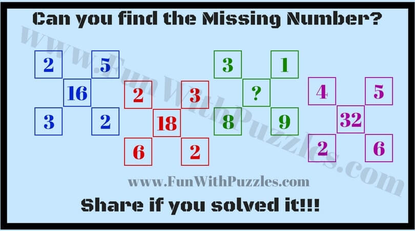 Math Brain Teasers with Answers-Fun With Puzzles
