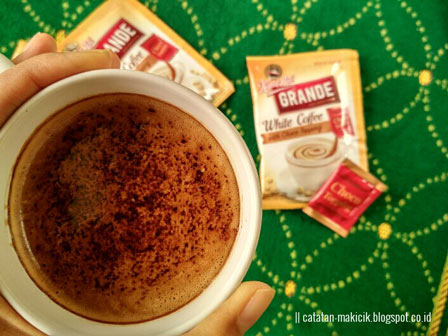 kopi grande dari kopi kapal api