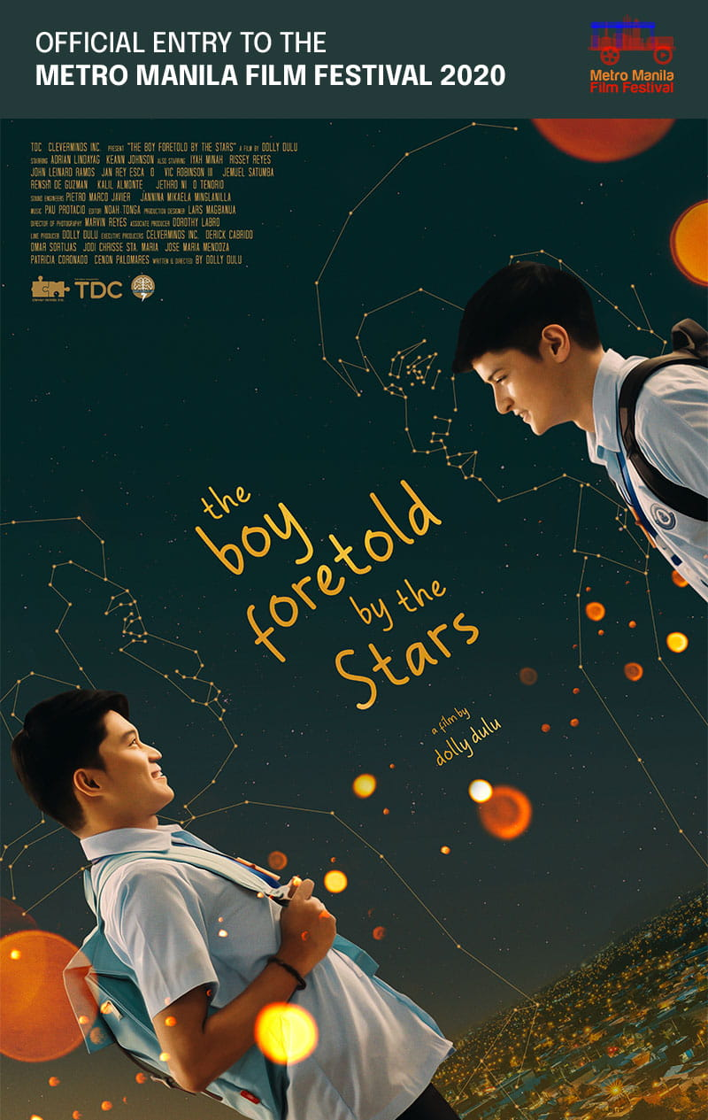 The Boy Foretold By The Stars MMFF 2020 Entries