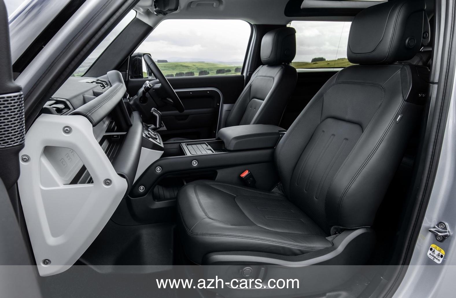 2021 Land Rover Defender 90 - AZH-CARS