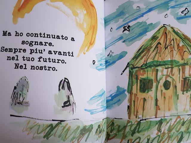 """""""Sogno"""" il libro per bambini di Matthew Cordell"""