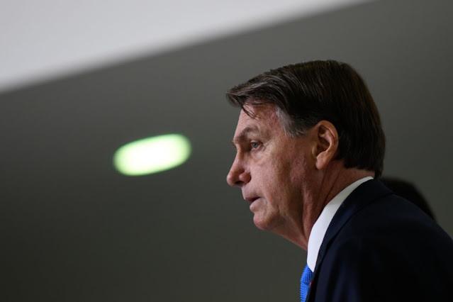 Rejeição a Bolsonaro cresce e chega a 48%, mostra pesquisa XP-Ipespe