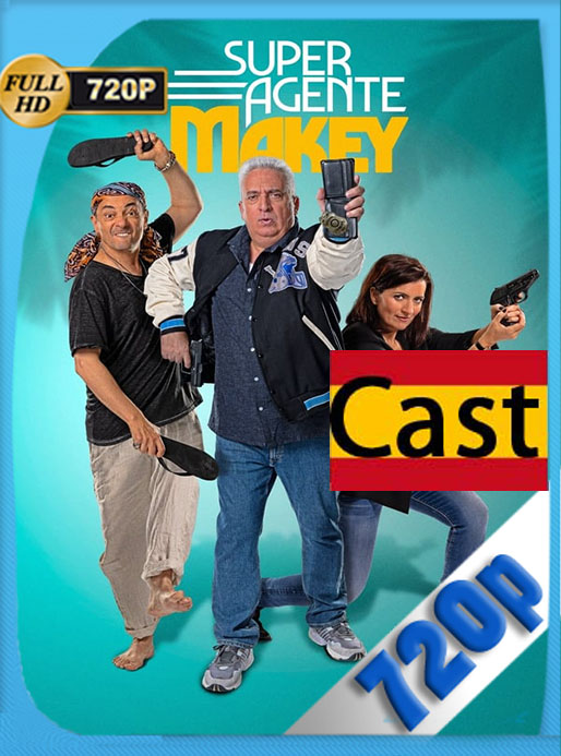 Superagente Makey (2020) 720p WEB-DL Castellano [GoogleDrive] Tomyly