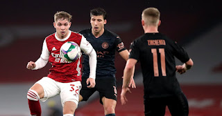 Arsenal vs Manchester City Preview and Prediction 2021