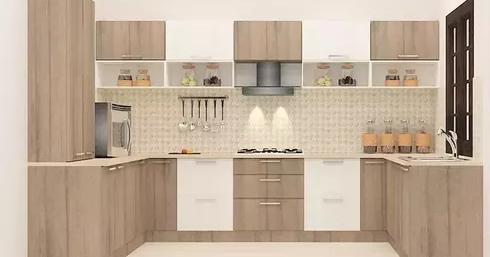 Modern Style Kitchen Furniture Design 2019