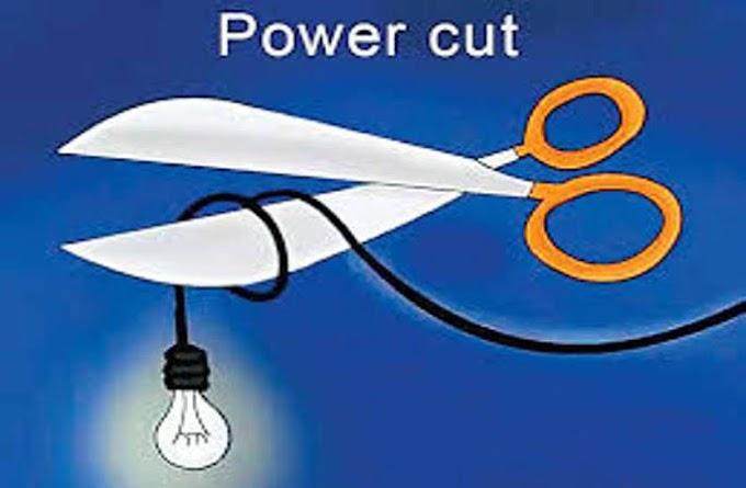इन एरिया में सुबह 7 बजे से दोपहर 2 बजे तक रहेगी बिजली गुल,देखिये पूरी खबर