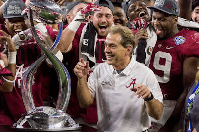 odd nick saban picture