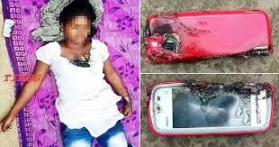 18χρονη έχασε τη ζωή της όταν εξερράγη το κινητό της τηλέφωνο ενώ μιλούσε