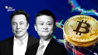 Jack Ma, Elon Musk and Cryptocurrency