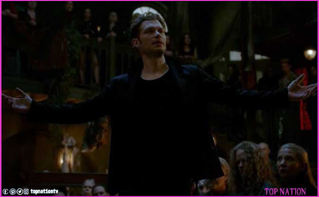 The Vampire Diaries: Top 5 People Klaus Mikaelson Cared About