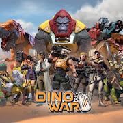 Dino War MOD APK v1.2.1 for Android Original Version Terbaru 2018