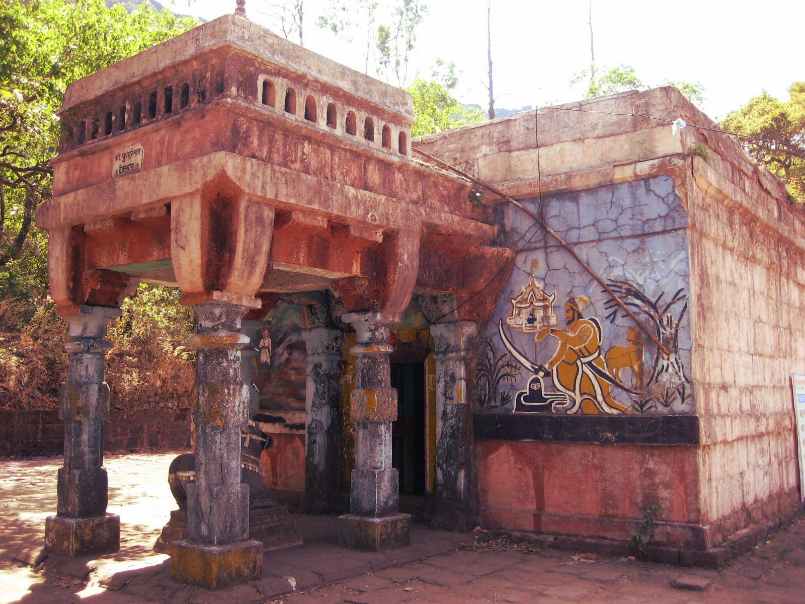 Babasaheb purandare shivcharitra