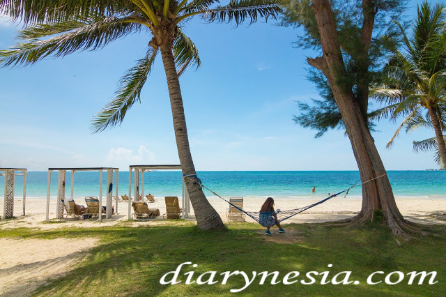 nirwana beach karimun jawa, best place to visit ini central java, things to do in karimun jawa, diarynesia