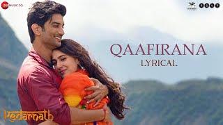 Qaafirana   Arijit-Singh   Song Hindi/English Lyrics idoltube -