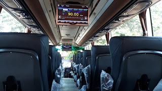 Sewa Bus Pariwisata Abadi Trans 2020