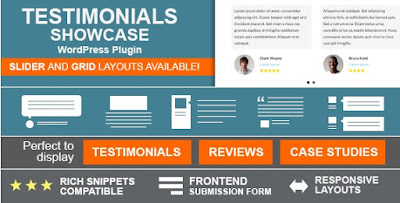 Testimonials Showcase v1.5.7.1 Wordpress Plugin Free