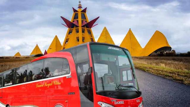 Bus Bekasi Metro Lampung, Ini Jadwal & Tarif Jika Naik Damri