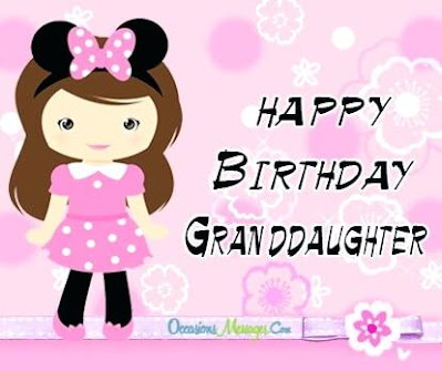 Happy Birthday To You My Daughter