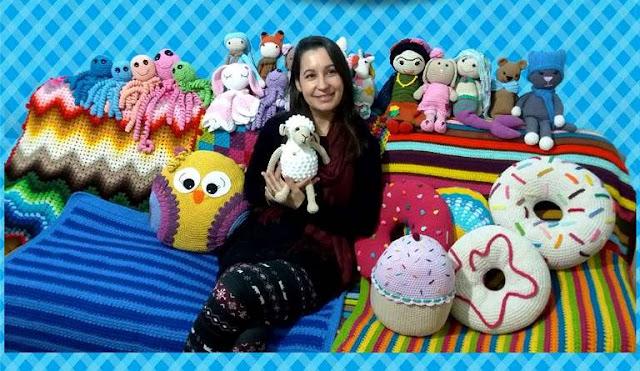 Feliz Dia do Crochet