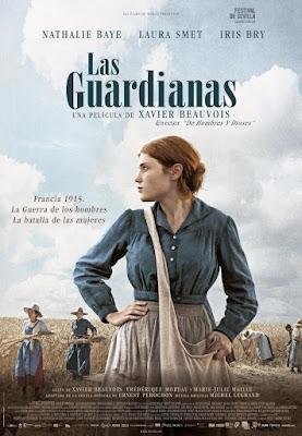Les Gardiennes 2017 DVD R2 PAL Spanish