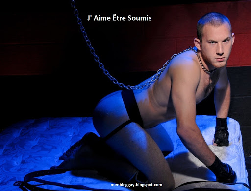 I Love to be Submissive