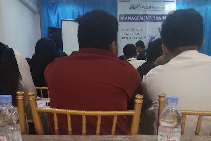 Pengalaman Ikut Seleksi Management Trainee WOM Finance