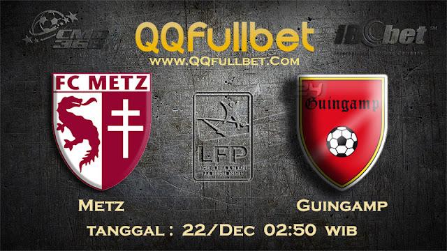 PREDIKSIBOLA - Prediksi Taruhan Bola Metz vs Guingamp 22 Desember 2016 22 Desember 2016 (Liga 1 Perancis)