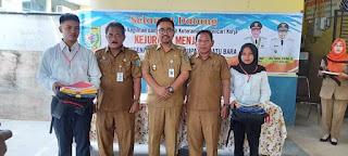Wakil Bupati Batu Bara Hadiri Pelatihan Kerja
