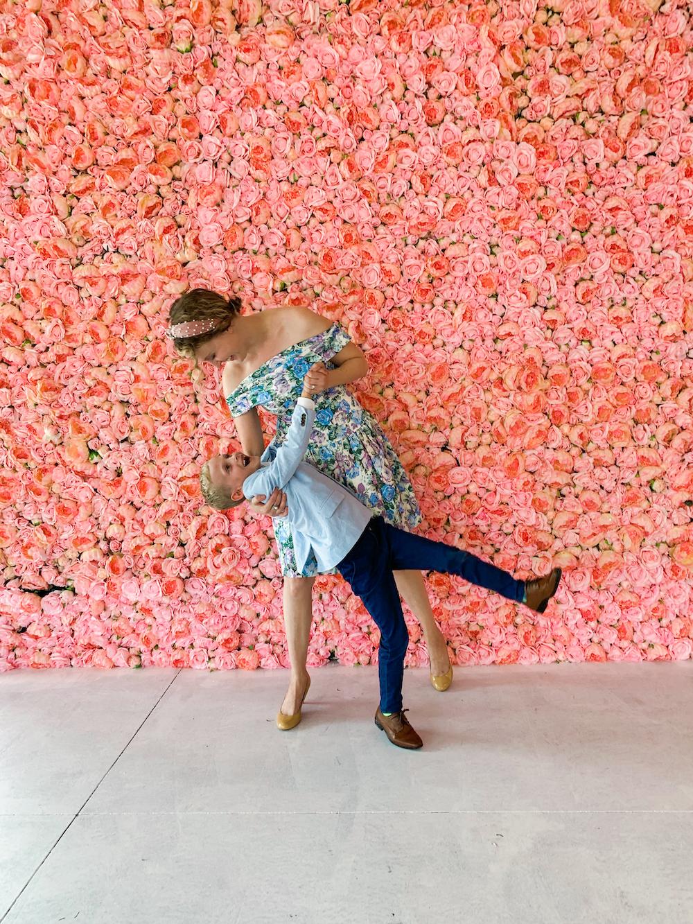 Austin flower vault, Austin mural, Austin wall mural, domain Austin, domain Austin flower vault, flower vault domain, mommy and me, mommy and me date, Austin family, Austin mom, Austin mom blog, Austin mom blogger, round rock blogger, round rock Texas blogger, Georgetown Texas blogger, Georgetown Texas mom blogger, Texas mom blogger, kids prom date, round rock Texas mom blogger, domain Austin, H&M kids suit, Jesse Coulter blog, Jesse Coulter blogger, Austin family photographer