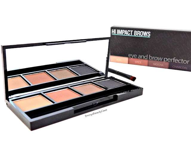 Hi Impact Brows Palette Review