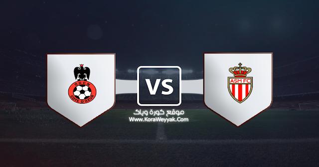 نتيجة مباراة موناكو ونيس اليوم الأحد 8 نوفمبر 2020 في الدوري الفرنسي