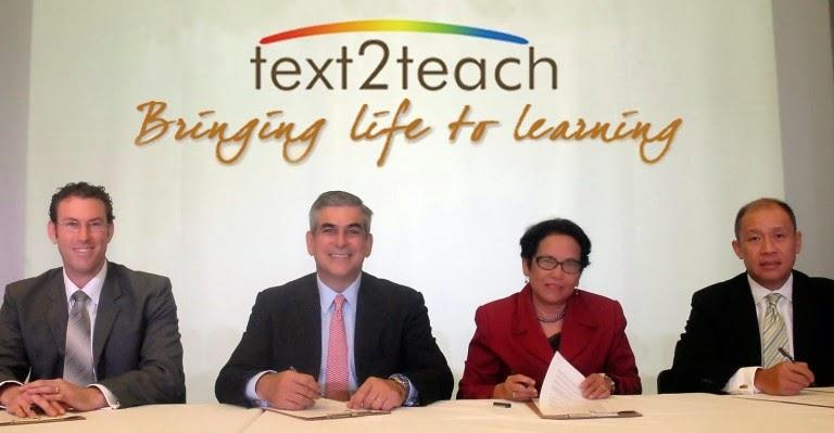 Text2Teach