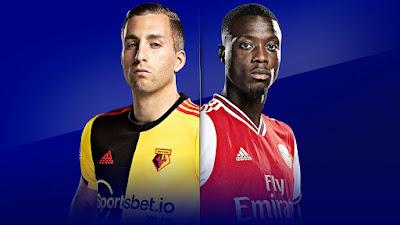 مشاهدة مباراة ارسنال وواتفورد بث مباشر اليوم 15-9-2019 في الدوري الإنجليزي