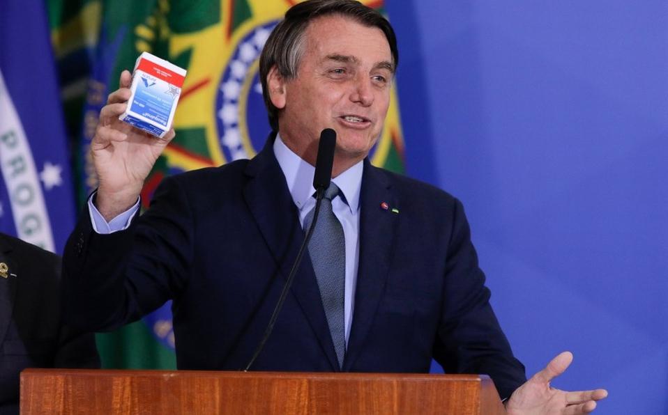 #Cacerolazo en #Brasil pide su renuncia, #Twitter oculta trino de #Bolsonaro, mientras anunció nuevo retraso de vacunación