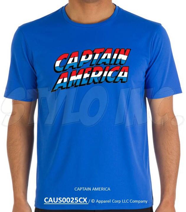 CAUS0025CX CAPTAIN AMERICA