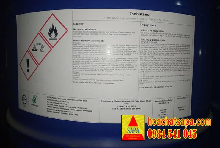 Iso-butanol (IBA)