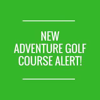 There's a new Paradise Island Adventure Golf course opening in Plymouth