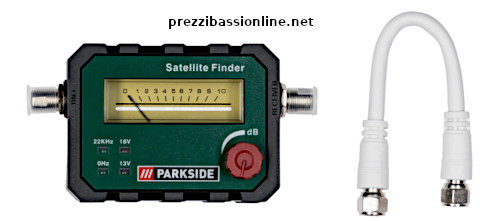 Cerca satellite finder Lidl