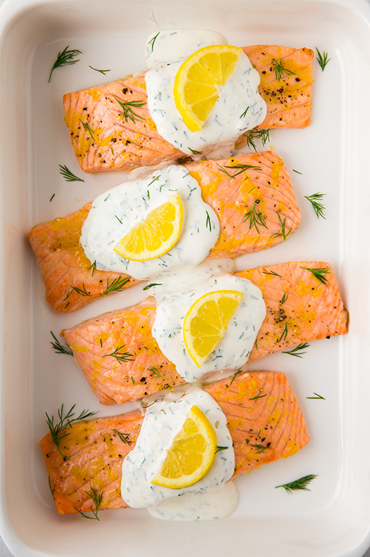 Раздел содержит рецепты приготовления лосося.