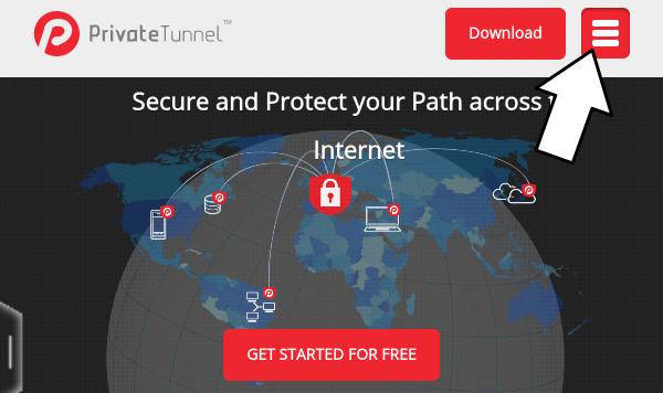 Cara membuat akun Private Tunnel di hp android gratis ~ An-Nand