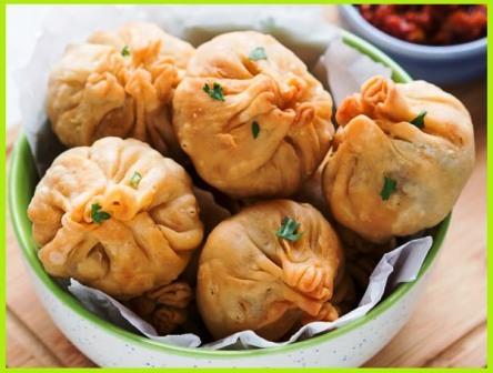 पोटली समोसा बनाने की विधि - How To Make Potli Samosa at Home