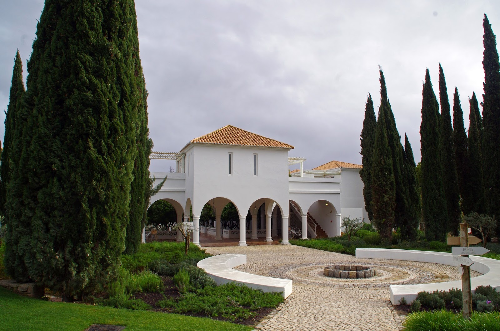 Vila Monte Farm House Portugal Grounds